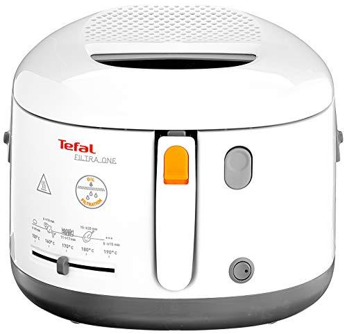 Tefal FF1631 Fritteuse One Filtra / 1.900 Watt / wärmeisoliert/ 1,2...