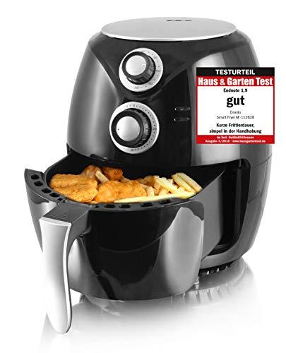 Emerio Heißluftfritteuse, Airfryer, Smart Fryer, Test 'GUT',...