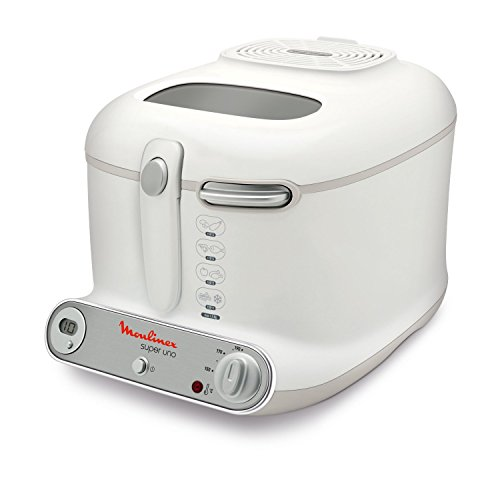 Moulinex AM3021 Fritteuse Super Uno / 1.800 Watt / Timer /...
