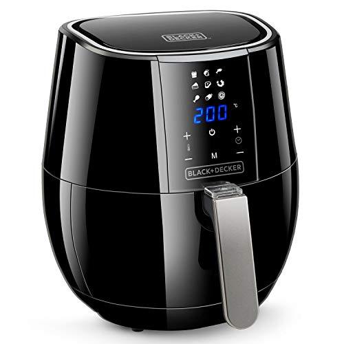 Black+Decker BXAF3500E - Digitale Heißluftfritteuse 1500W, 3l. Ohne...