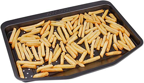CHG 9904-104 Pommes-Backblech (41,0 x 31,5 x 2,5 cm)...